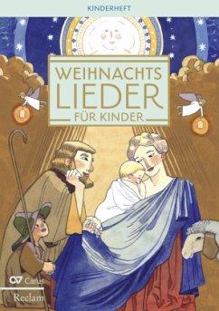 Weihnachtslieder für Kinder, Kinderheft