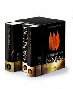 Die Tribute von Panem Bd.1-3 (3 Bände im Schuber) - Collins, Suzanne