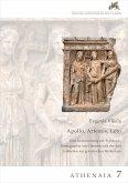 Apollon, Artemis, Leto. Eine Untersuchung zur Typologie, Ikonographie und Hermeneutik der drei Gottheiten auf griechisch