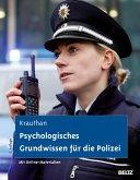 Psychologisches Grundwissen für die Polizei (eBook, PDF)