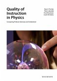 Quality of Instruction in Physics (eBook, PDF)