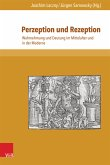 Perzeption und Rezeption (eBook, PDF)