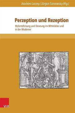 Perzeption und Rezeption (eBook, PDF)