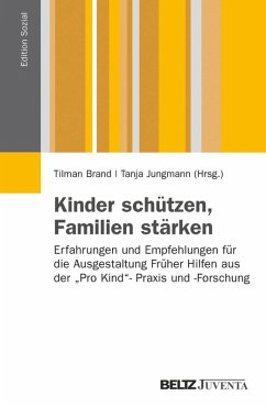 Kinder schützen, Familien stärken (eBook, PDF)