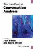 Handbook of Conversation Analy