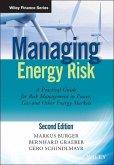 Managing Energy Risk