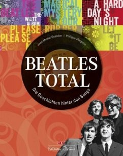Beatles total - Guesdon, Jean-Michel; Margotin, Philippe