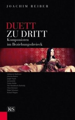 Duett zu Dritt - Reiber, Joachim