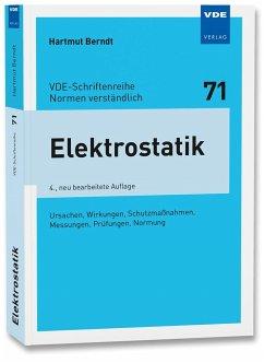 Elektrostatik - Berndt, Hartmut