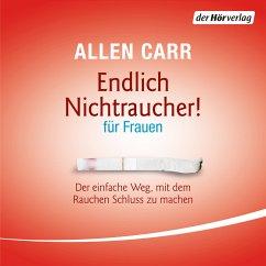 Endlich Nichtraucher - für Frauen (MP3-Download) - Carr, Allen