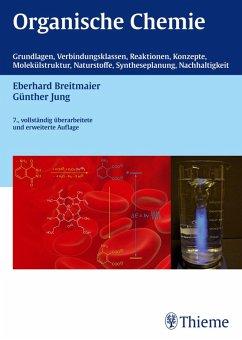 Organische Chemie (eBook, ePUB) - Breitmaier, Eberhard; Jung, Günther