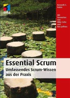 Essential Scrum (eBook, PDF) - Rubin, Kenneth S.