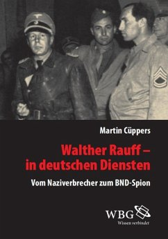 Walther Rauff - In deutschen Diensten (eBook, ePUB) - Cüppers, Martin