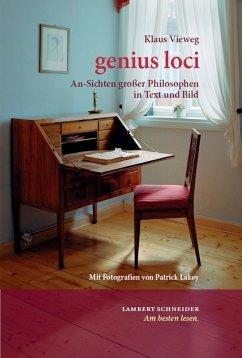 genius loci (eBook, ePUB)