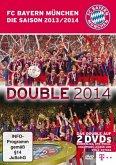 FC Bayern München - Die Saison 2013/2014: Double 2014 (2 Discs)