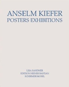 Anselm Kiefer - Posters Exhibitions - Kiefer, Anselm