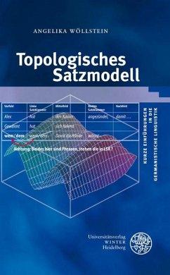 Topologisches Satzmodell - Wöllstein, Angelika