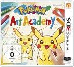Pokemon Art Academy (Nintendo 3DS)