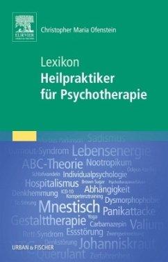 Lexikon Heilpraktiker für Psychotherapie - Ofenstein, Christopher M.