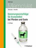 Dosierungsvorschläge für Arzneimittel bei Pferden und Eseln