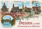 Dresden um 1900