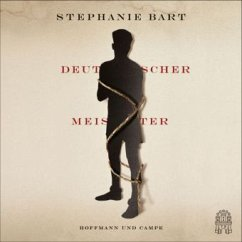 Deutscher Meister, 6 Audio-CDs - Bart, Stephanie