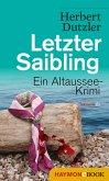 Letzter Saibling / Gasperlmaier Bd.4 (eBook, ePUB)