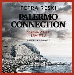 Palermo Connection / Serena Vitale Bd.1 (4 Audio-CDs) - Reski, Petra