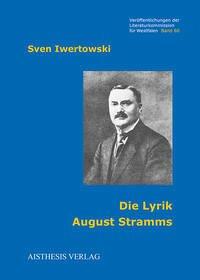 Die Lyrik August Stramms