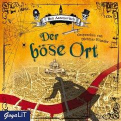 Der böse Ort / Peter Grant Bd.4 (MP3-Download) - Aaronovitch, Ben