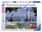 Ravensburger 19460 Bodensee, 1000 Teile Puzzle