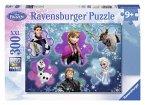 Ravensburger 13180 - Disney Frozen, Die Eiskönigin, 300 Teile Puzzle