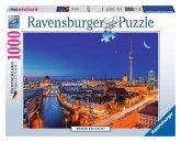 Ravensburger 19455 - Berlin bei Nacht, 1000 Teile Puzzle