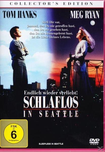 schlaflos in seattle collector 39 s edition film auf dvd. Black Bedroom Furniture Sets. Home Design Ideas