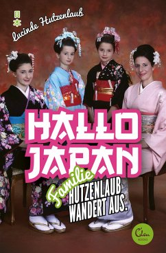 Hallo Japan (eBook, ePUB) - Hutzenlaub, Lucinde