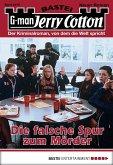 Die falsche Spur zum Mörder / Jerry Cotton Bd.2975 (eBook, ePUB)