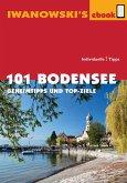 101 Bodensee - Reiseführer von Iwanowski (eBook, ePUB)