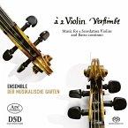 A 2 Violin Verstimbt-Musik F.Skordierte Violine