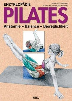 Enzyklopädie Pilates (eBook, ePUB) - Timón, Vicky