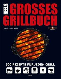 HEELs großes Grillbuch (eBook, ePUB)