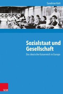 Sozialstaat und Gesellschaft - Kott, Sandrine