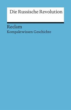 Die Russische Revolution - Wunderer, Hartmann