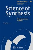 Science of Synthesis: Houben-Weyl Methods of Molecular Transformations 46 (eBook, ePUB)