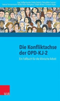 Die Konfliktachse der OPD-KJ-2 - Seiffge-Krenke, Inge; Dietrich, Heiko; Adler-Corman, Petra; Timmermann, Helene; Rathgeber, Maike; Winter, Sibylle; Röpke, Christine