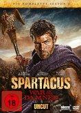 Spartacus: War of the Damned - Die komplette Season 3 (4 Discs, Uncut)
