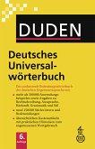 Duden - Deutsches Universalwörterbuch (eBook, PDF)