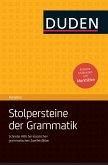 Duden Ratgeber - Stolpersteine der Grammatik (eBook, PDF)