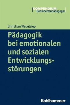 Pädagogik bei emotionalen und sozialen Entwickl...