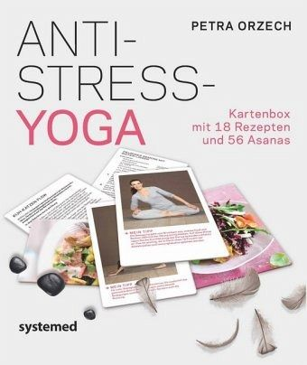 anti stress yoga von petra orzech buch. Black Bedroom Furniture Sets. Home Design Ideas