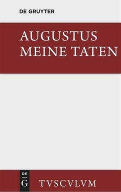 Meine Taten - Augustus